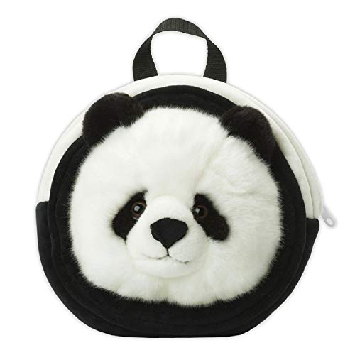 WWF WWF00300 Sac à dos en peluche Panda Ø env. 25 cm, sac à dos mignon pour enfants, idéal pour les déplacements et merveilleusement doux
