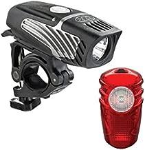 NiteRider Lumina Micro LED 220 Combo With Solas USB Rechargeable Bike Lights