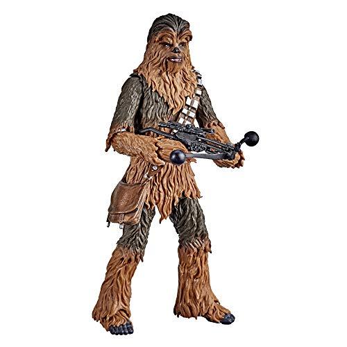 Star Wars The Black Series Chewbacca Sammelfigur, Star Wars: The Empire Strikes Back 40th Anniversary Sammelfigur, für Kinder ab 4 Jahren