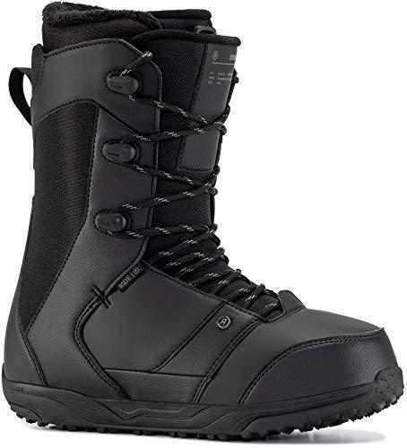 Ride Orion Mens Snowboard Boots Sz 10.5 Black