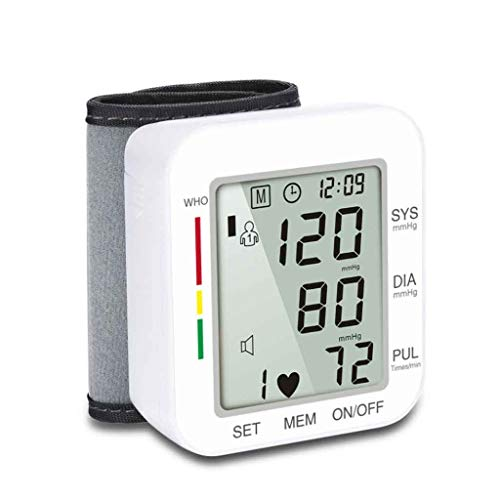 XUEYAYI Monitor automático de presión Arterial, Monitor de Sangre Digital Tipo...