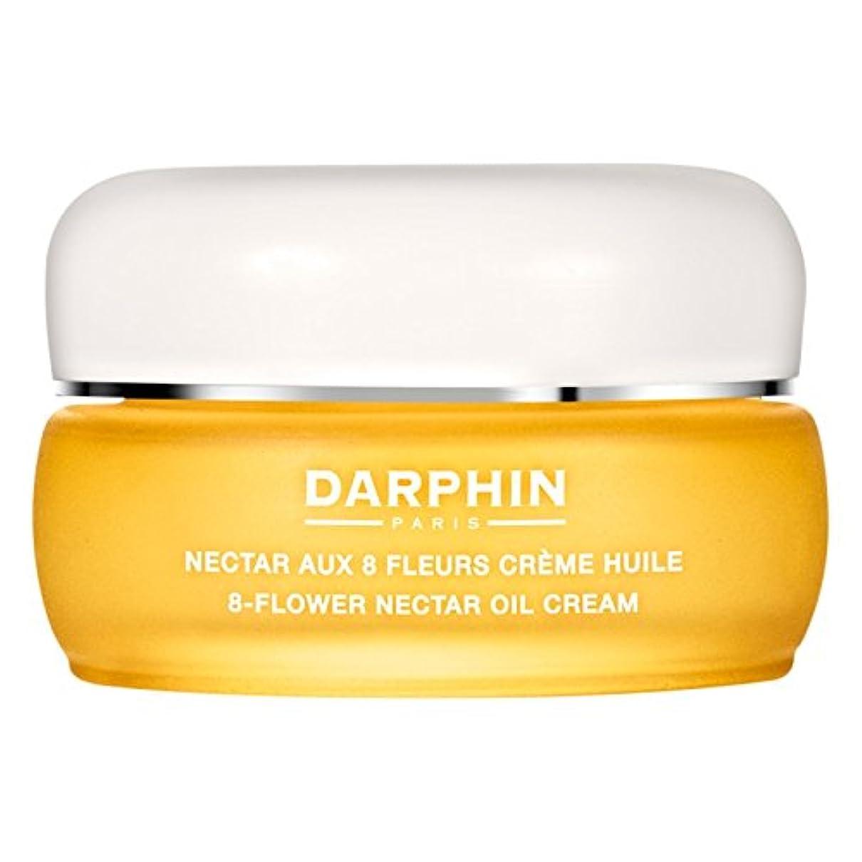 コマンド最大杭ダルファン8フラワー油クリーム顔の保湿剤の30ミリリットル (Darphin) (x6) - Darphin 8-flower Oil Cream Facial Moisturiser 30ml (Pack of 6) [並行輸入品]