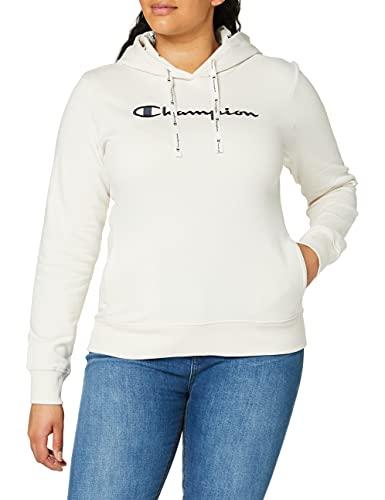 Champion Damska bluza z kapturem z logo Classic C