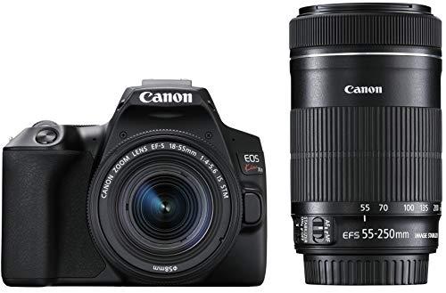Canon(キヤノン)『デジタル一眼レフカメラEOSKissX10ダブルズームキット』