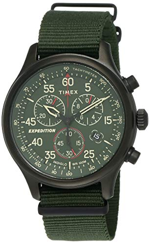 Timex Analog Green Dial Men's Watch-TW2T72800