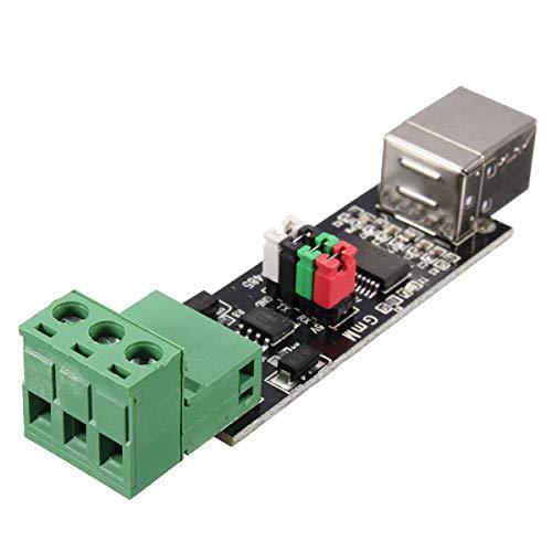 FEIYI FTDI-Schnittstelle FT232RL 75176, USB auf RS485 TTL Seriell-Konverter, 3 Stück