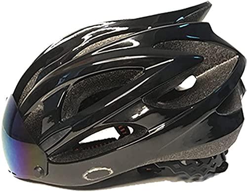 Casco Bici Bluetooth, Casco Da Ciclismo Bluetooth, Casco Bluetooth, Incorporato Smart Bluetooth...