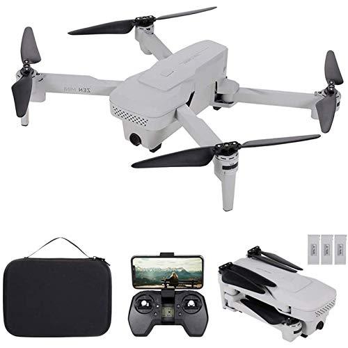Drone GPS con videocamera 4K HD,DroneWiFi 5Gper adulti, Quadricottero RC con posizionamento del flusso ottico con modalità senza testa, Mantenimento dell altitudine, Seguimi, Ritorno automatic