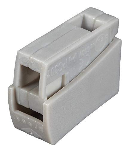 ViD Leuchtenklemme ViD 2,5mm² 1-Leiter grau 100 Stück C1073010