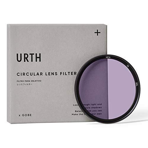 Urth x Gobe - Filtro per obiettivi notturno neutro 72 mm (Plus+)