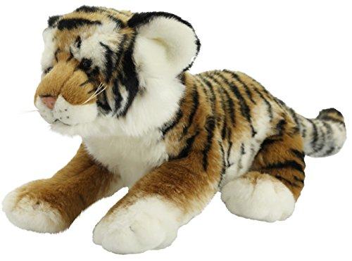 Zaloop Tigerbaby Tiger ca. 47 cm Plüschtier Kuscheltier Stofftier Plüschtiger 91