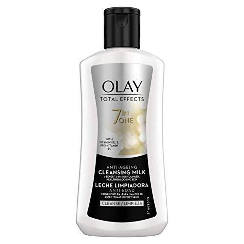 Olay Total Effects 7en1 Leche Limpiadora - 200ml