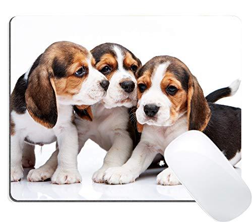 Spel-muismat maken grote mat schattige huisdier-Spürhund puppy hondenlegger