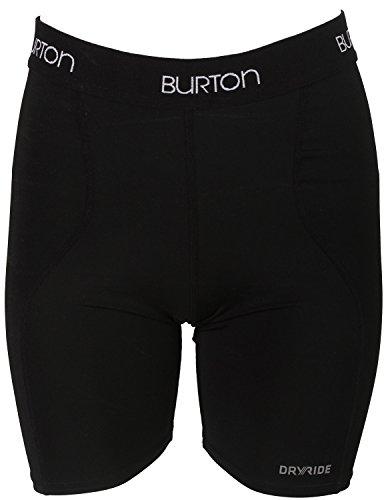 Burton Womens Luna Short, True Black, Medium