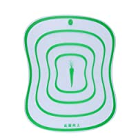 HTL まな板抗菌・カビまな板まな板まな板非スリップスレートチョッピング野菜肉ツール用具キッチン,40X27X0.1Xcm
