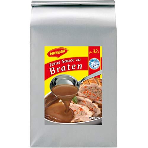 Maggi Feine Sauce zu Braten, vegan, 1er Pack (1 x 3kg Beutel)