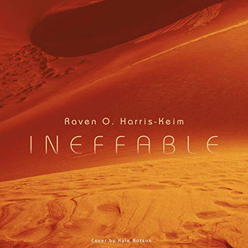 Ineffable audiobook cover art