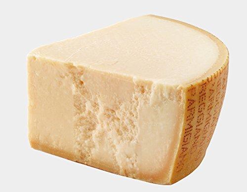 Parmesano Reggiano queso tradicional añejado 30 meses 2 Kg CASEINUS - Denominación de Origen Protegida (Parmigiano Reggiano DOP 30 mesi)