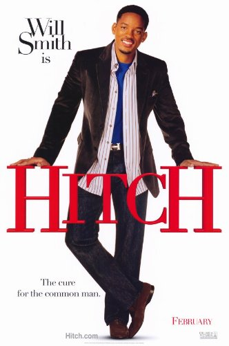 Top 10 hitch movie poster for 2021