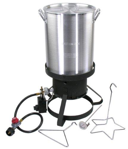 Cajun Injector Gas Turkey Fryer