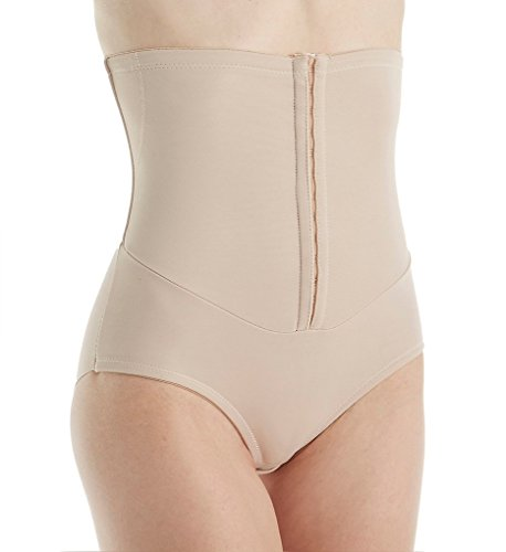 Miraclesuit Inches Off Extra Firm Control Waist Cincher, XXL, Nude