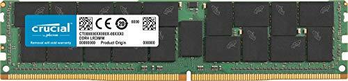 Memória RAM Crucial 64GB DDR4 2666MHz PC4-21300 CL19 - CT64G4LFQ4266