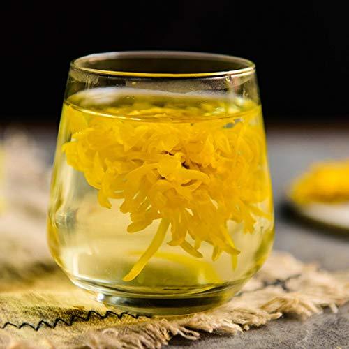 4 stuks 4g / pc Gold Huang Ju een grote kop biologische kruidenthee Tonic Kruiden Thee Sheng cha Geurende thee Gezondheid Thee Chinese thee Fruit- & kruidenthee