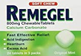 Remegel can be used as Omeprazole alternative product