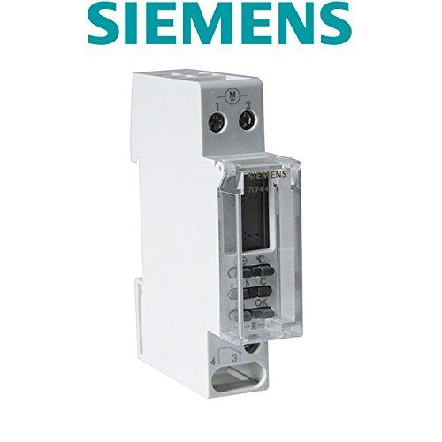 Siemens–Uhr Manöver Digital Mini 1Kanal 230VAC