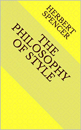 The Philosophy of Style (English Edition)
