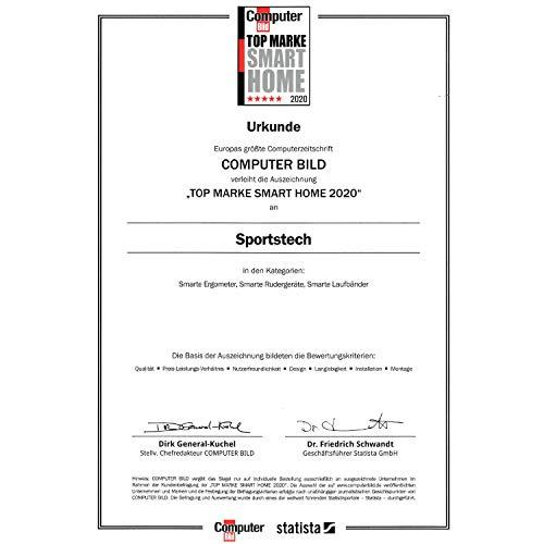 Sportstech Indoor Speedbike SX200 - 9