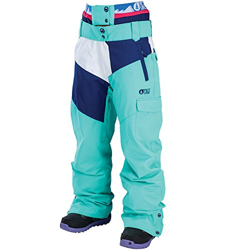 Picture Time Pant WPT026 Damen-Snowboardhose Mint Green Gr. XS