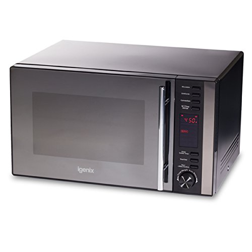 Igenix IG2590 Digital Combination Microwave with Grill and...