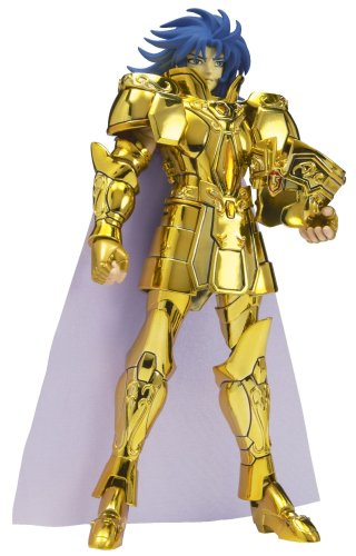 Saint Seiya: Gemini Saga Cloth Myth Action Figure [Toy] (japan import)