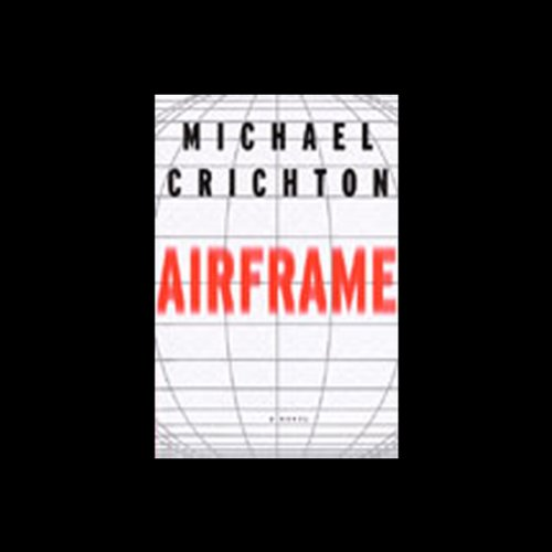 Airframe audiobook cover art