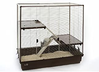 POSH PETS Maverik 1 Large Cage For Rats Ferrets And Chinchillas