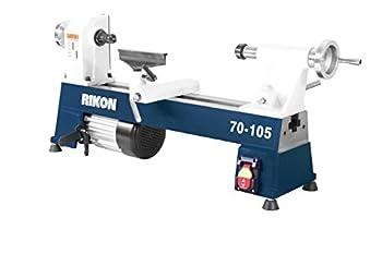 RIKON Power Tools 70-105 10  x 18  1/2 hp Mini Lathe