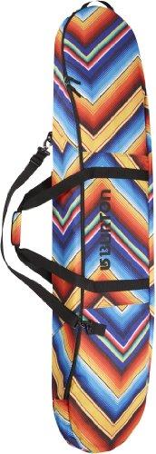 Burton Board Bag Space Sack - Funda para tabla de snowboarding, color Multicolor (Fish Blanket), talla 146 x 43 x 3 cm