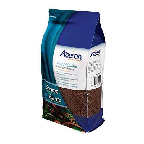 Aqueon Plant & Shrimp Aquarium Substrate, 5 lbs, Standard
