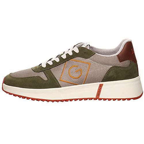 GANT Footwear Herren Rawsson Sneaker, ivy Green, 43 EU