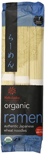 Hakubaku Ramen-Nudeln (270 g)
