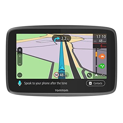 TomTom GO PROFESSIONAL 6250 - Navigazione da 15.2 cm / 6 pollici