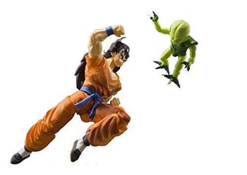 TAMASHII NATIONS Bandai S.H. Figuarts Yamcha Dragon Ball Z Action Figure -  Bluefin Distribution Toys, BAN14343