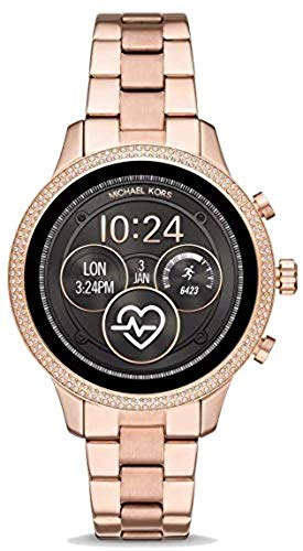 Michael Kors Reloj Mujer de Digital con Correa en Acero Inoxidable MKT5060