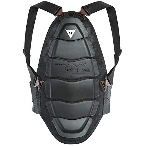 Dainese Herren Ski Protektor Bap Evo 01, Black/White, M, 4876011_622_M