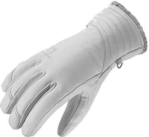 Salomon Handschuhe Native, White, XS