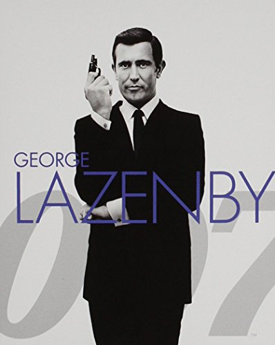 James Bond Lazenby (BD) [Blu-ray]