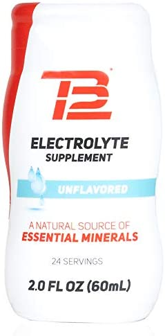 TB12 Electrolyte Supplement for Optimized Hydration Liquid Drops for Water Gluten Free Sugar product image
