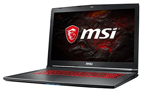 MSI GL63 8SC-020DE (39,6 cm/15,6 Zoll) Gaming-Laptop (Intel Core i7-8750H, 16 GB RAM, 256 GB PCIe SSD + 1 TB HDD, Nvidia GeForce GTX 1650 4 GB, Windows 10 Home)
