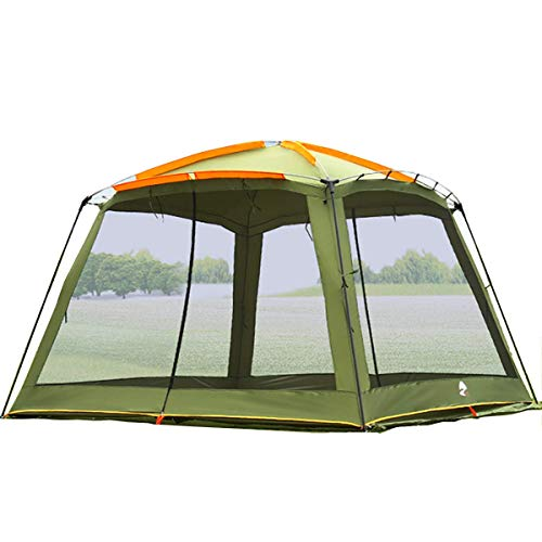 LLSS Outdoor UV Protection Mosquito Tent for 5-8 People, Suitable for Play Party Barbecue